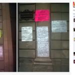 No hay quórum para manifestación convocada por redes sociales
