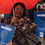 Benefician  a 270 familias con escrituras Inmuvi