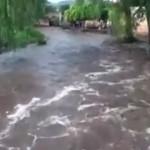 """""""Si no limpian de nuevo nos volveremos a inundar""""; Las Ánimas y Palo Alto de Abajo"""