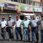 Marchan miles de trabajadores en Irapuato; exigen seguridad y Clínica de Nivel 3