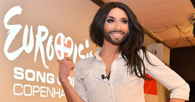 """Photo of Conchita Wurst, """"la mujer barbuda"""" gana el festival Eurovisión, sueña con """"un futuro sin discriminación"""""""
