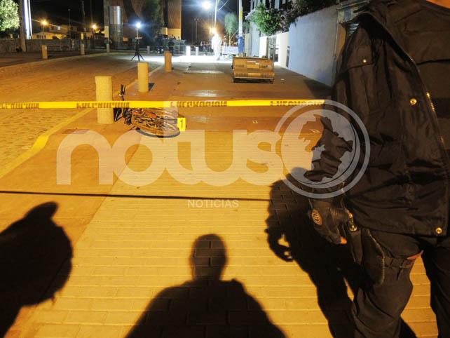 """Photo of Dos muertos entre ellos un policía en """"balacera"""" en """"casa"""" del Padre de la Patria"""