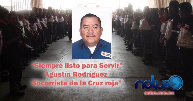 """Photo of """"Cuando le lloras a un hombre de verdad"""": fallece Socorrista de la Cruz Roja"""