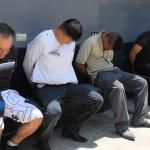 Cinco detenidos con armas rumbo a Villas de Irapuato