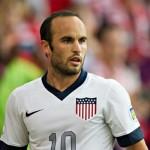 "Donovan ""decepcionado"" por no ser convocado para Brasil 2014"