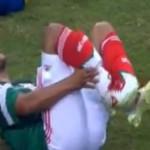 Luis Montes se fractura y queda fuera del Mundial