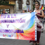 Marcha gay; piden freno a la discriminación sexual (video)