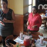Muestra gastronómica con sabor a fresa, previo al Festival de la Fresa