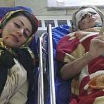 Chicas se toman selfie manejando y sufren accidente; hospitalizadas se toman foto