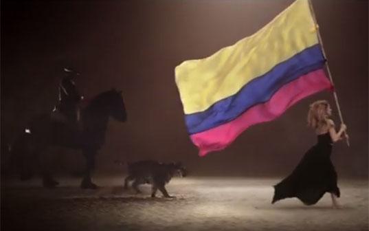 shakira lalala colombia