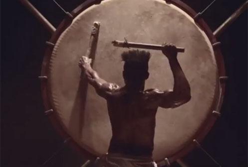 shakira lalala tambores