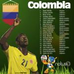 """Colombia: """"Los Cafeteros"""""""