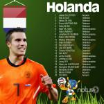 La Naranja Mecánica: selección de futbol de los Países Bajos