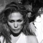 """First Love"": el nuevo video video de J. Lo junto al modelo David Gandy"
