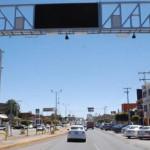 """Arcos de telemetría sin funcionar en Irapuato; Escudo """"a medias"""""""