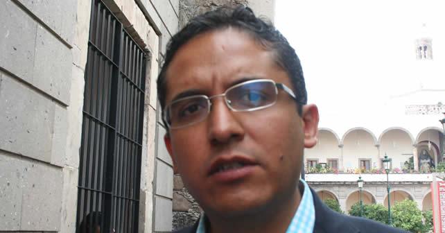 """Photo of """"Funcionarios ocupados en elecciones venideras que dejen sus cargos"""": Jorge Luis Martínez Nava"""