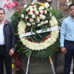 Realizan homenaje a creador del Escudo Nacional en Pénjamo
