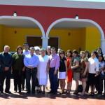 Sesiona Comisión de Turismo en Corralejo