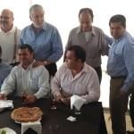 """Fiesta del Choplín Enríquez = a posible arreglo de """"convenios con gobierno estatal"""""""