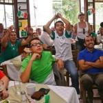 La afición sube de peso durante el Mundial