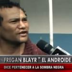 """""""Androide"""" salvadoreño tiene una """"misión"""": matar a los idiotas"""