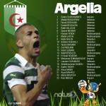 Argelia, Los zorros del desierto