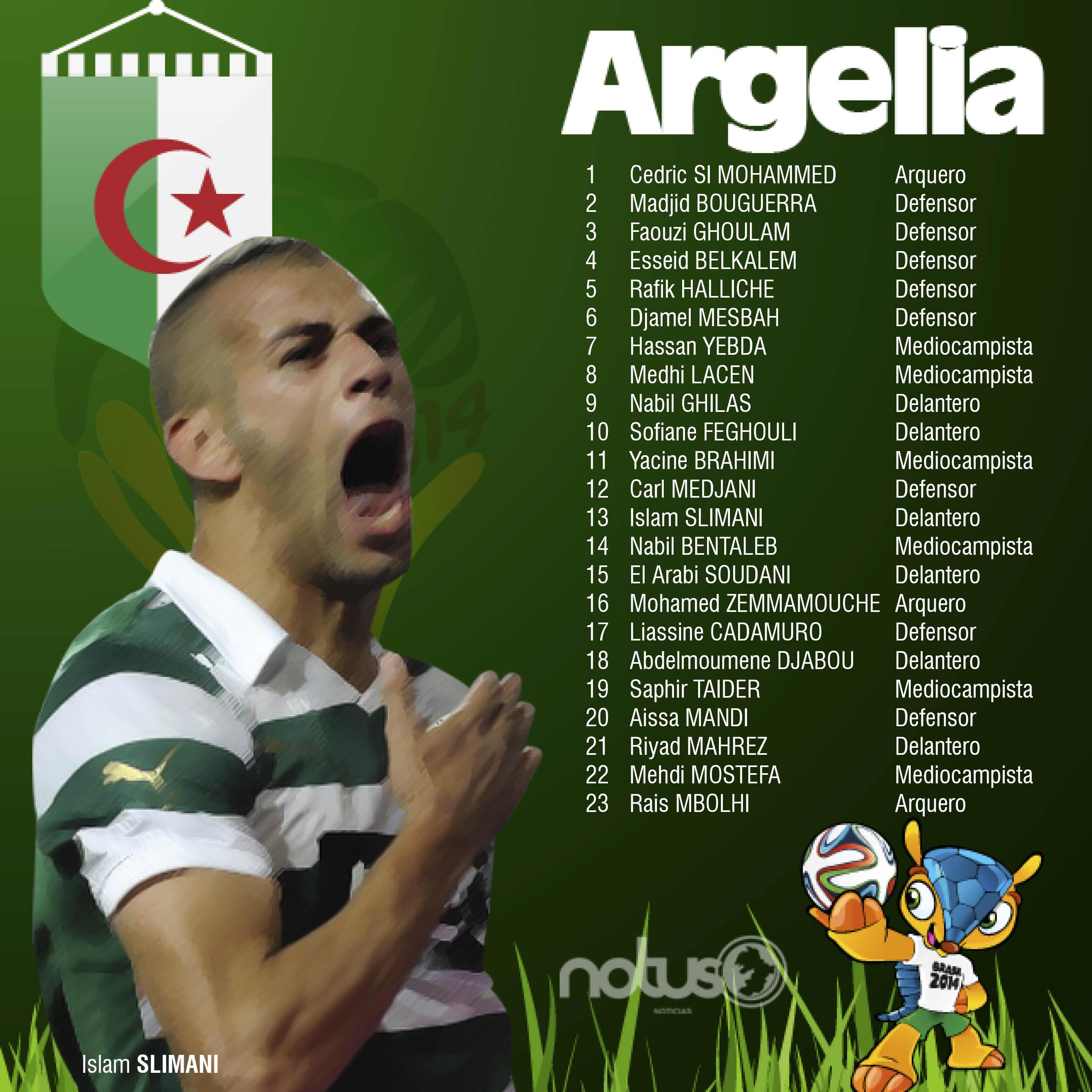 argelia OK