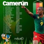 Camerún: Los Leones Indomables