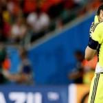 """""""Mi partido ha sido horroroso"""" declara Iker Casillas luego de que Holanda goleara 5-1 a España"""