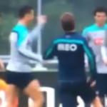 Ronaldo a ritmo de Sambinha; ya se encuentra recuperado