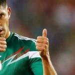 Brasil desafió a México en Twitter