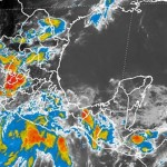 "Tormenta tropical ""Cristina"" causará lluvias intensas en cinco estados"