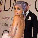 Rihanna recibe premio por ser icono de la moda