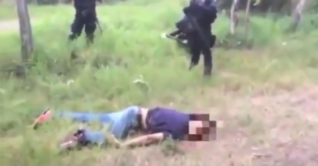 Photo of Supuestos Federales asesinan a sicarios  (video)