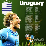 Uruguay, los Charrúas