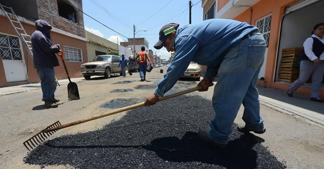 Photo of Inicia mantenimiento mayor en calles