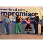 """""""Actuar es prevenir"""", concurso regional de canto"""