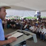 En Abasolo se entregan más de 50 MDP para el sector rural