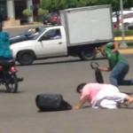 """Buscan a """"Moto Ratas"""" fotografiados en flagrancia"""