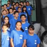 Alumnos guanajuatenses visitarán Los Pinos
