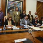 Bancomer otorgará préstamo de 200 mdp para pavimentación de calles