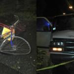 Muere atropellado ciclista abasolense; el puente estaba a 100 metros