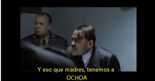 hitler se entera mexico