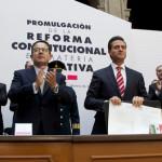 Reforma aquí, reforma allá: Reforma educativa