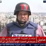 Periodista rompe en llanto al informar sobre Gaza