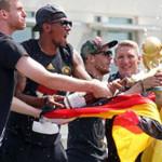 Dañan Copa del Mundo seleccionados alemanes