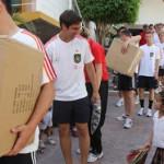 Selección de Alemania apoya casa cuna en Querétaro desde 1986