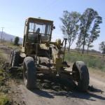 Rehabilitando caminos, programa Saca-Cosechas