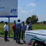 Concluye rehabilitación del camino en El Tecolote