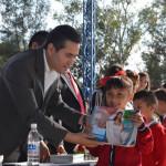 Inicia ciclo escolar en escuelas de Pénjamo